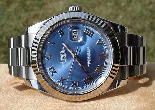 İkinci El Rolex Datejust II AlanYerler